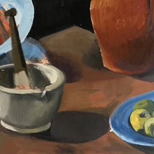 Load image into Gallery viewer, Still Life - Oil On board - c1950s