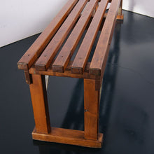 Load image into Gallery viewer, German Wooden Bench