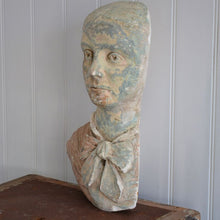 Load image into Gallery viewer, 19th Century Plaster Bust of a Woman