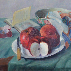 1954 Still Life with Apples