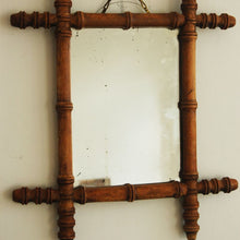 Load image into Gallery viewer, Vintage Oxford Frame Mirror