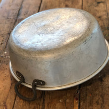 Load image into Gallery viewer, Vintage Aluminium Jam Pan with Two Handles