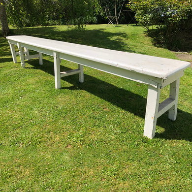 Vintage Tack Room Benches -Long