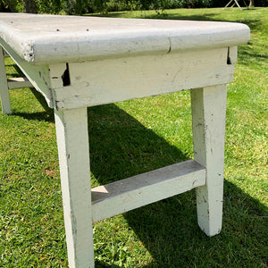 Vintage Tack Room Bench