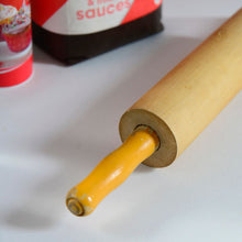 Load image into Gallery viewer, 1950s Vintage Wooden Rolling Pin