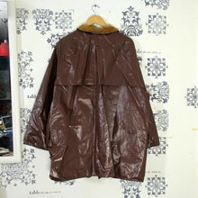 Load image into Gallery viewer, 1960s French Vintage 'Manufrance' Waterproof Jacket