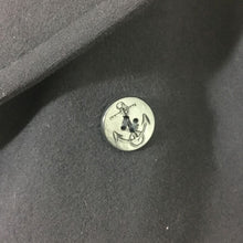 Load image into Gallery viewer, Original WW2 US Navy 8 Button Pea Coat