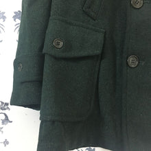 Load image into Gallery viewer, Original WW2 US Navy 10 Button Pea Coat