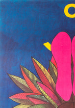 Load image into Gallery viewer, Polish CYRK Poster - Acrobat Swinging 1978, Janowski - detail 3