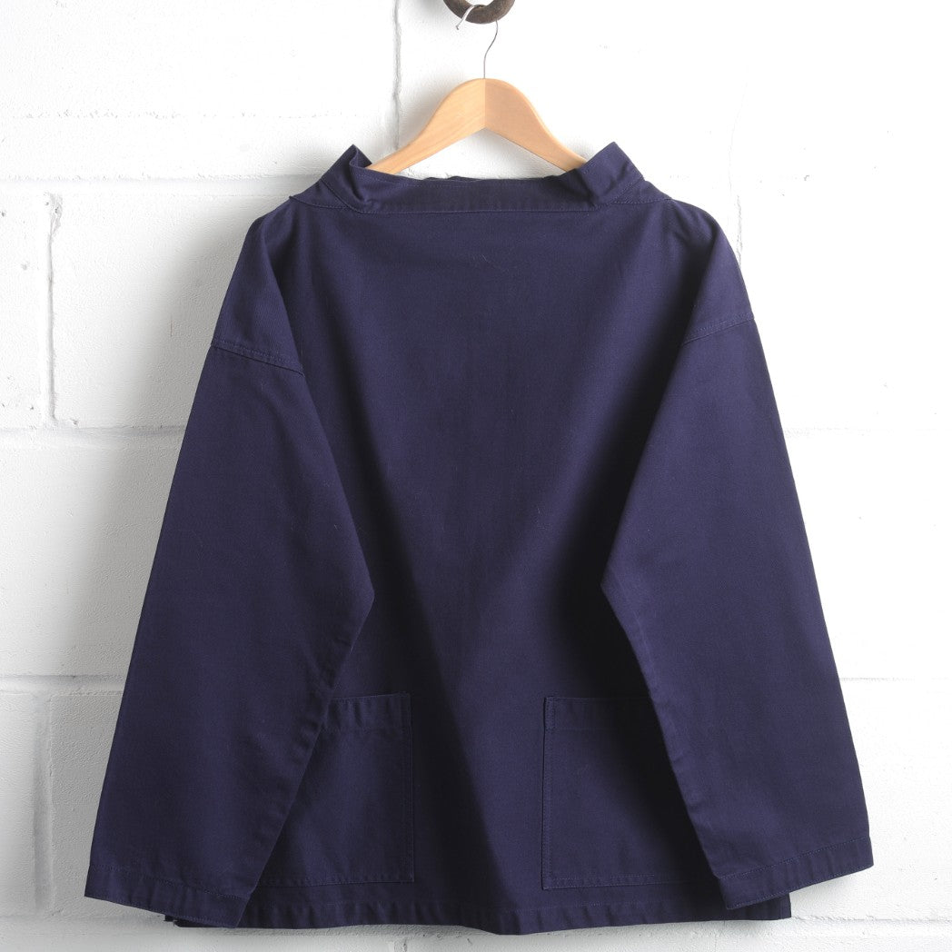 The Classic Smock - Navy