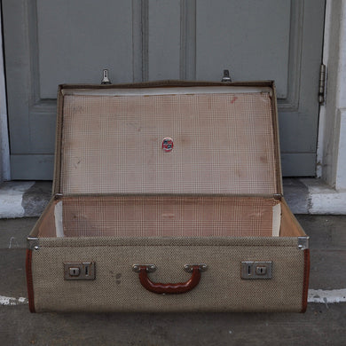 Vintage Suitcase from the 1950/60s