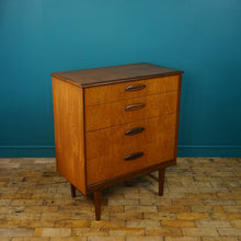 Load image into Gallery viewer, 1960s Homeworthy Chest of Drawers