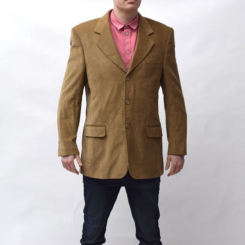 Vintage Smuggler Brown Corduroy Sports Jacket