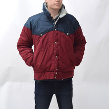 Load image into Gallery viewer, Vintage Denver Down Winter Jacket