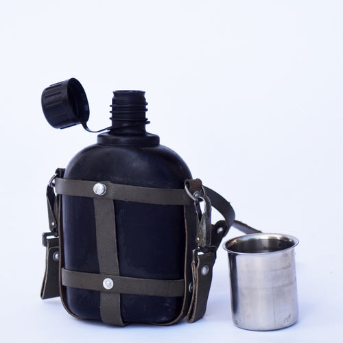 Swiss Army Water Bottle Flask