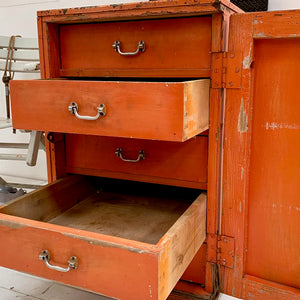 Early 20th Century Carpenters Tool Chest