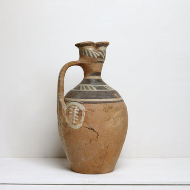 ANTIQUE ROMANIAN WINE JUG-2