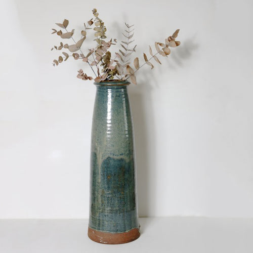 STUDIO POTTERY FLOOR VASE