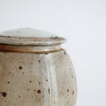 Load image into Gallery viewer, CERAMIC STORAGE POT BY SETH CARDEW