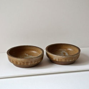 Scandinavian Bowl & Plate Set - Four
