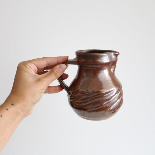 AYLESFORD POTTERY JUG-3