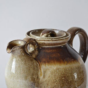 Large Scandinavian Teapot