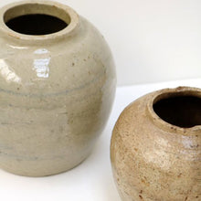 Load image into Gallery viewer, Antique Chinese Ginger Pot - B