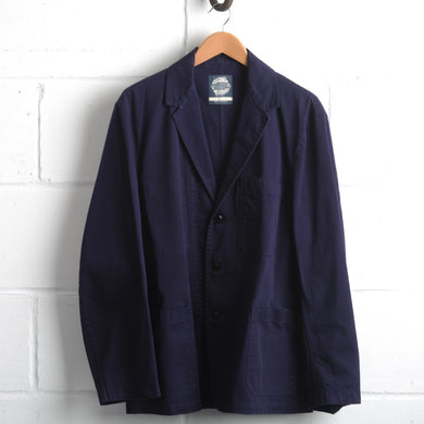 The Engineers Jacket - Navy