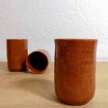 Load image into Gallery viewer, Handmade Majorcan Pottery Beakers