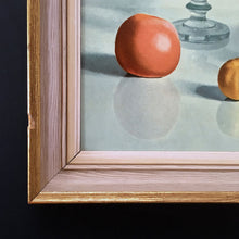 Load image into Gallery viewer, Vintage Framed 1960s Still Life Reproduction