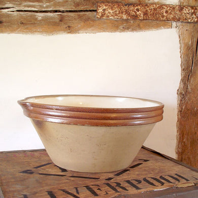 French Vintage Confit Bowl