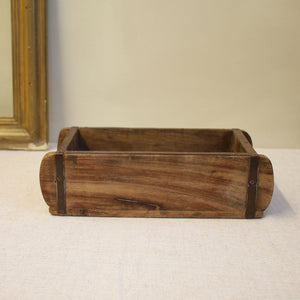 Vintage Wooden Indian Brick Mould - M3
