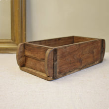 Load image into Gallery viewer, Vintage Wooden Indian Brick Mould - M3
