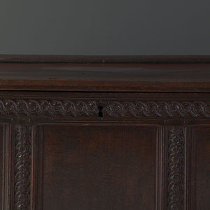 17th Century Oak Chest or Coffer