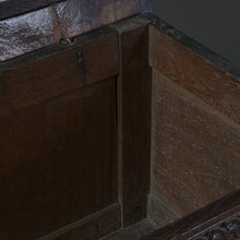 Load image into Gallery viewer, 17th Century Oak Chest or Coffer