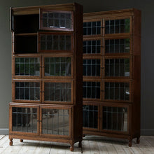 Load image into Gallery viewer, Antique Oak Bookcase by Minty