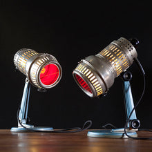 Load image into Gallery viewer, Vintage Bauhaus Industrial Desk Light by Grandiosa