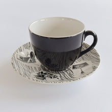 Load image into Gallery viewer, Vintage Homemaker Eight Piece Tea Cup and Saucer Set
