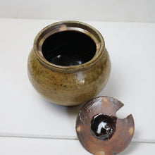 Load image into Gallery viewer, SALT GLAZE SUGAR POT