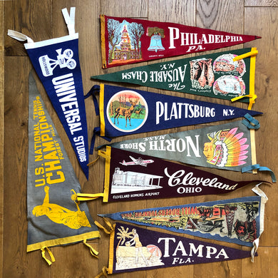 Pennant Collection - USA