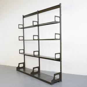Industrial Shelving By Strafor Circa 1920s
