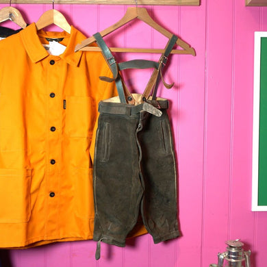 Dead Stock Child's Lederhosen