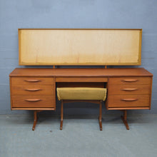 Load image into Gallery viewer, Mid Century Dressing Table Or Desk By Austinsuite