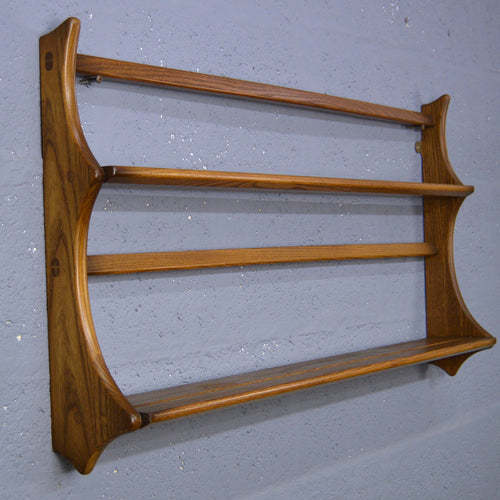 Mid Century Ercol Plate Rack