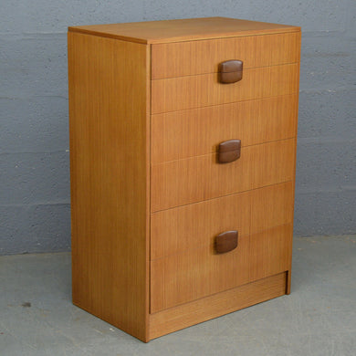 Mid Century Chest of Drawers by Stonehill