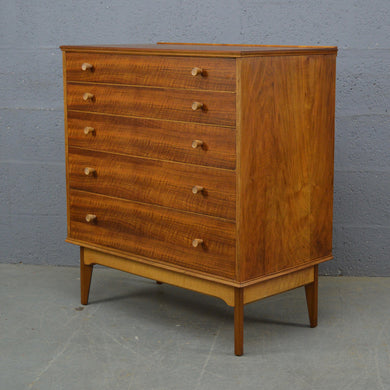 Mid Century Chest of Drawers by Alfred Cox