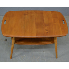 Load image into Gallery viewer, Mid Century Coffee Table Butlers Tray by Ercol