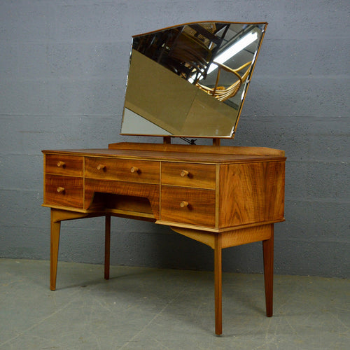 Mid Century Dressing Table by Alfred Cox