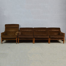 Load image into Gallery viewer, Mid Century Sofa and Chair by Cintique