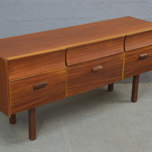 Mid Century Low Chest bu William Lawrence